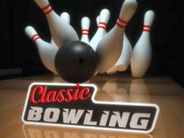 Bild zu Sport-Spiel Classic Bowling
