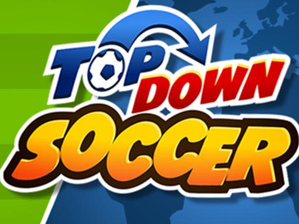 Bild zu Sport-Spiel Top Down Soccer