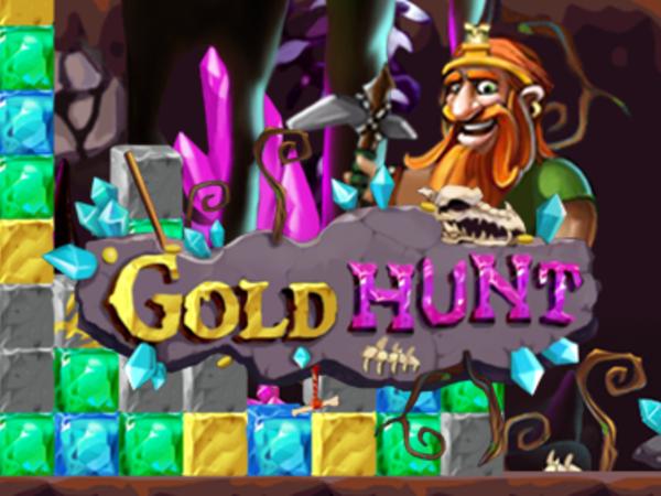 Bild zu Denken-Spiel Gold Hunt