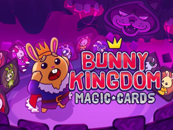 Bild zu Denken-Spiel Bunny Kingdom Magic Card