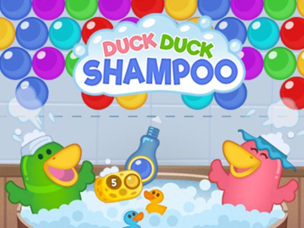 Bild zu HTML5-Spiel Duck Duck Shampoo