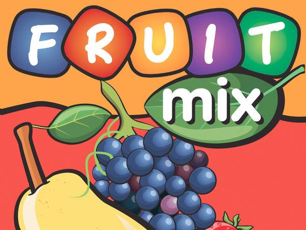 Bild zu Alle Brettspiele-Spiel Fruit Mix