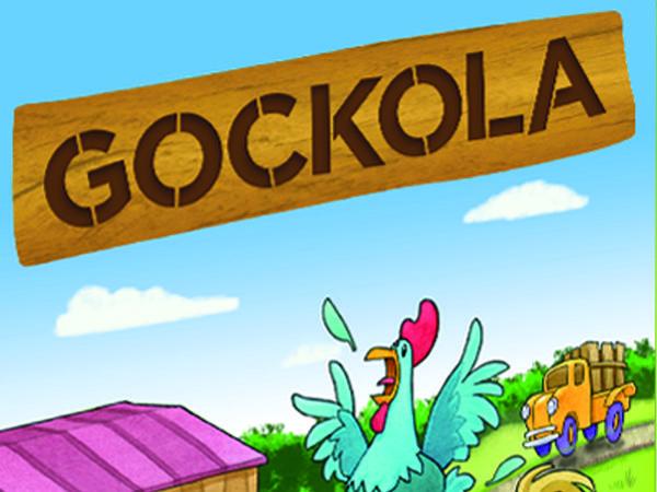 Bild zu Alle Brettspiele-Spiel Gockola