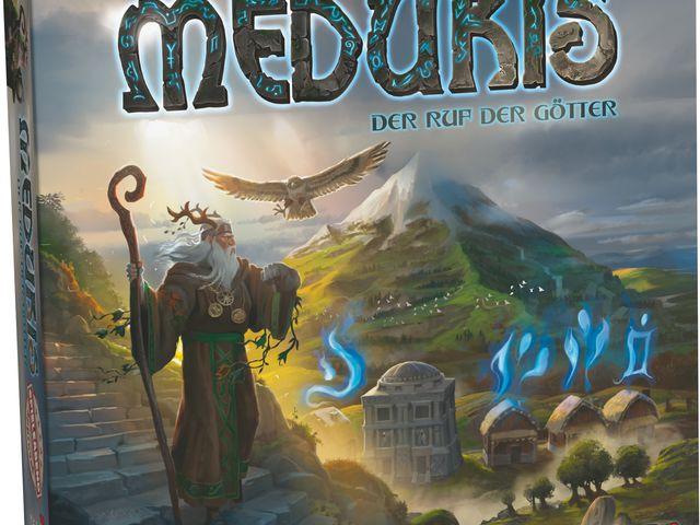 Meduris: Der Ruf der Götter Bild 1