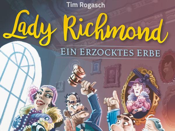 Bild zu Alle Brettspiele-Spiel Lady Richmond