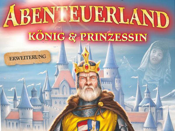 Bild zu Alle Brettspiele-Spiel Abenteuerland: König & Prinzessin