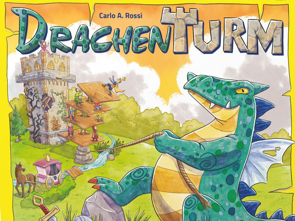 Bild zu Alle Brettspiele-Spiel Drachenturm