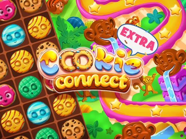 Bild zu HTML5-Spiel Cookie Connect Extra