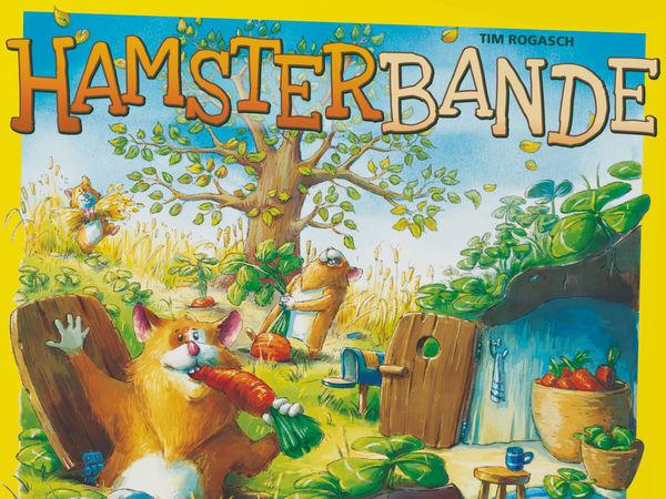 Bild zu Alle Brettspiele-Spiel Hamsterbande