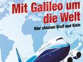 Mit Galileo um die Welt