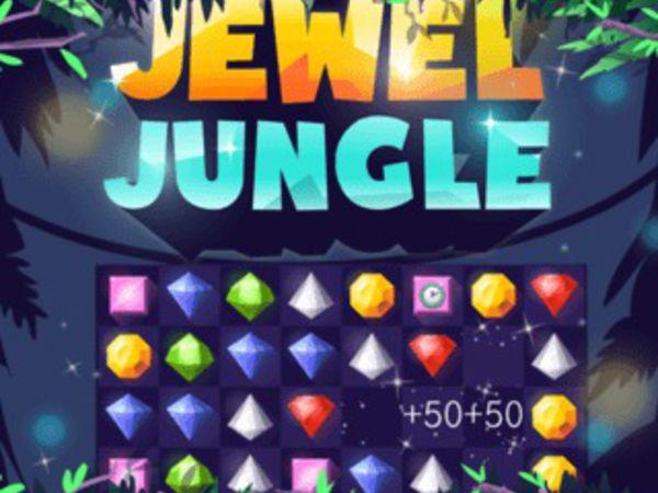 Bild zu Denken-Spiel Jewel Jungle