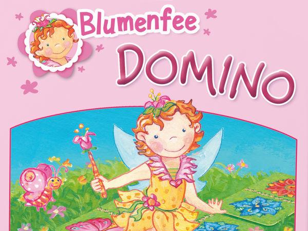 Bild zu Alle Brettspiele-Spiel Blumenfee Domino