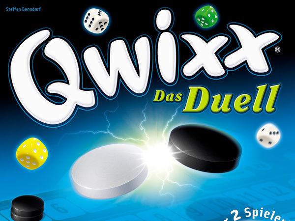 Bild zu Alle Brettspiele-Spiel Qwixx: Das Duell