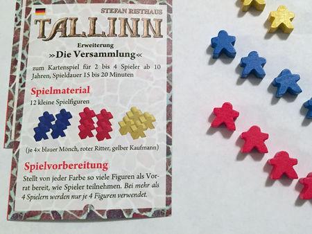 Tallinn: Die Versammlung