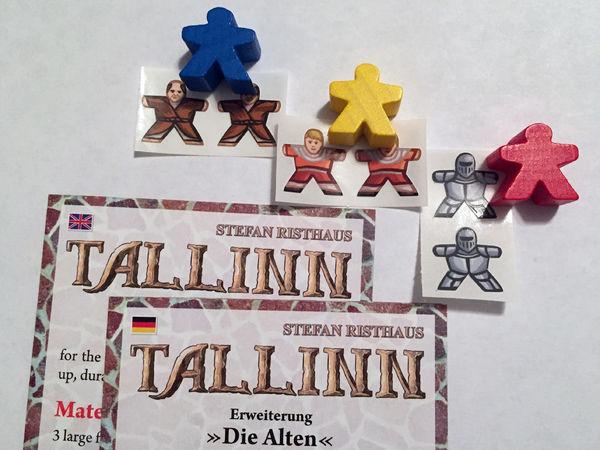 Bild zu Alle Brettspiele-Spiel Tallinn: Die Alten