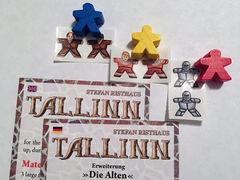 Tallinn: Die Alten