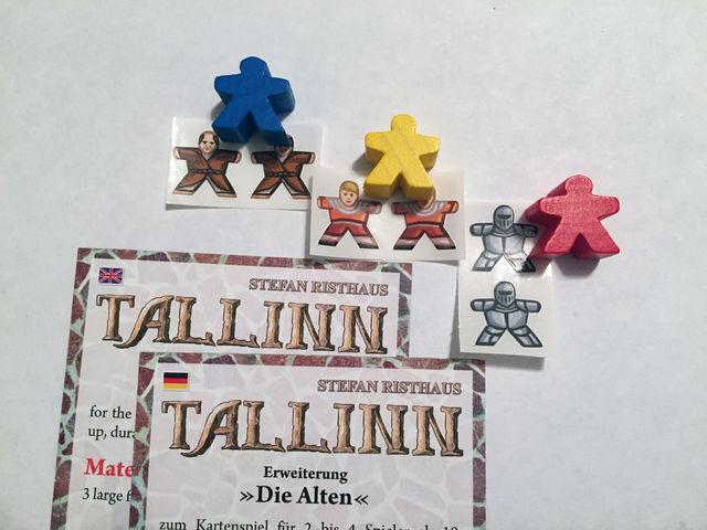Tallinn: Die Alten Bild 1