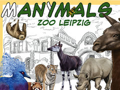 Manimals: Zoo Leipzig