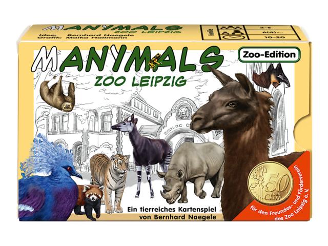 Manimals: Zoo Leipzig Bild 1