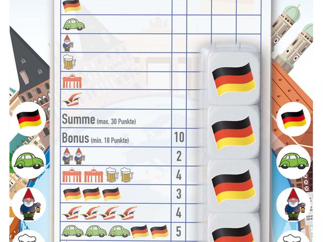 Deutschland Yatzy Bild 1