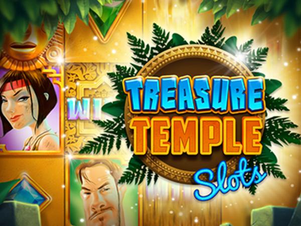 Bild zu Casino-Spiel Treasure Temple Slots