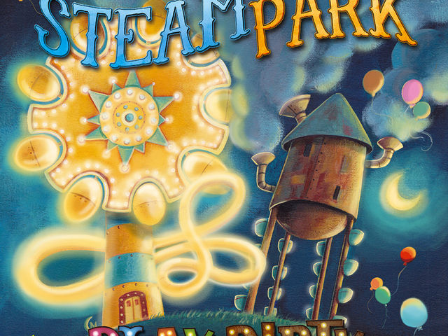 Steam Park: Play Dirty Bild 1
