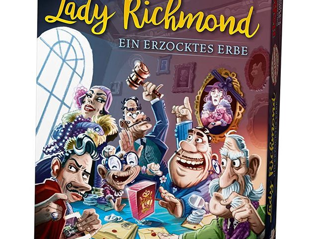 Lady Richmond Bild 1