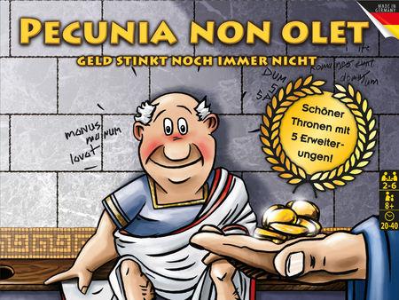Pecunia non olet: Geld stinkt noch immer nicht