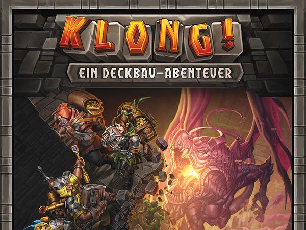 Bild zu Spiel des Jahres-Spiel Klong!