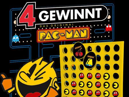 4 Gewinnt Pac-Man