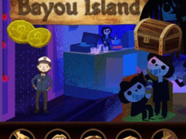 Bild zu Denken-Spiel Bayou Island