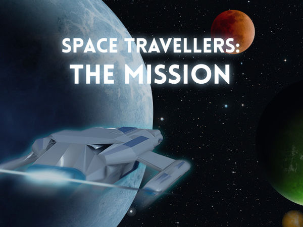 Bild zu Alle-Spiel Space Travellers: The Mission