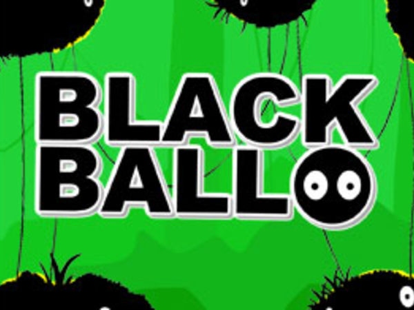 Bild zu Geschick-Spiel Black Ball