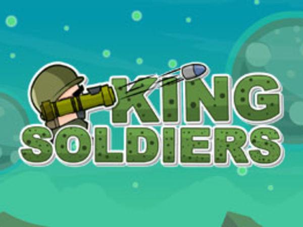 Bild zu Denken-Spiel King Soldiers