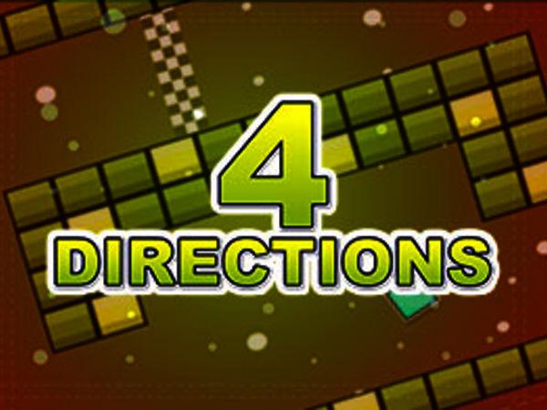Bild zu Geschick-Spiel 4 Directions