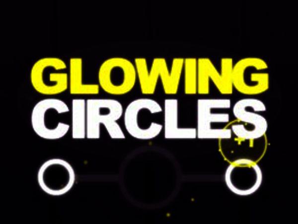 Bild zu Geschick-Spiel Glowing Circles