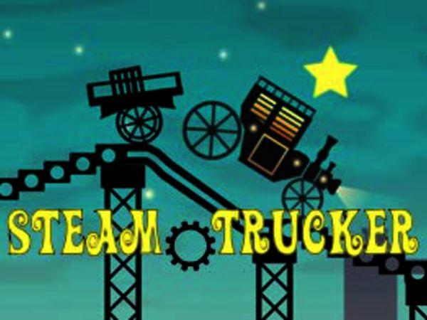 Bild zu Geschick-Spiel Steam Trucker