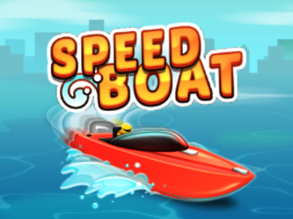 Bild zu Geschick-Spiel Speed Boat