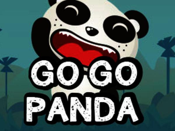 Bild zu Geschick-Spiel Go Go Panda