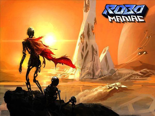 Bild zu Rollenspiele-Spiel Robomaniac