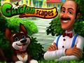 Apps-Spiel Gardenscapes spielen