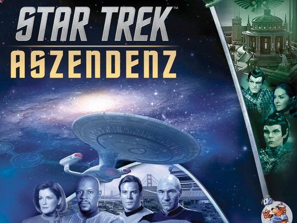 Bild zu Alle Brettspiele-Spiel Star Trek: Aszendenz