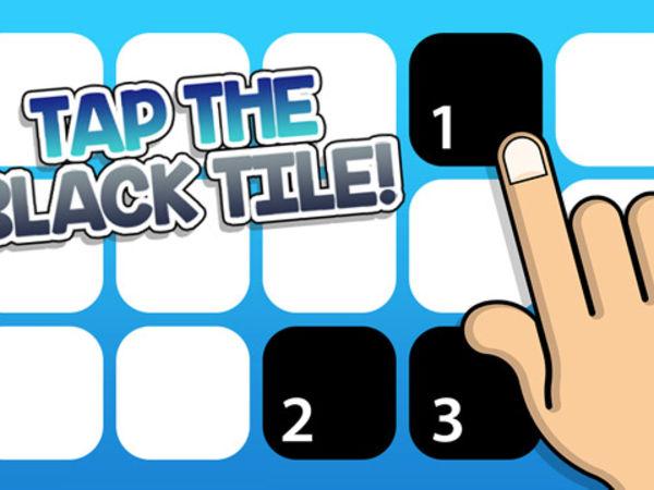 Bild zu Klassiker-Spiel Tap The Black Tile