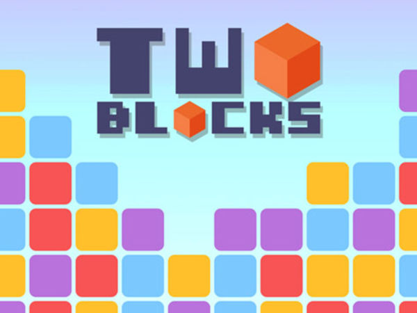 Bild zu Strategie-Spiel Two Blocks