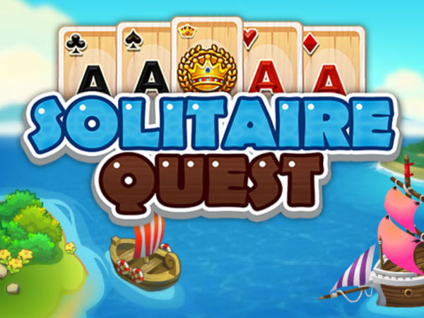 Bild zu Klassiker-Spiel Solitaire Quest