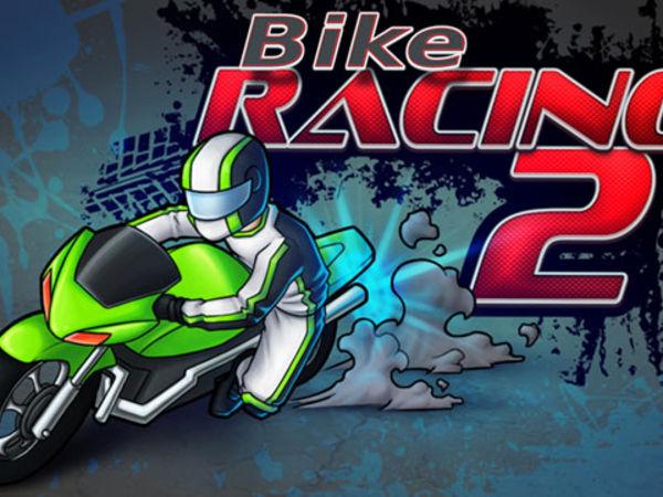 Bild zu Geschick-Spiel Bike Racing 2
