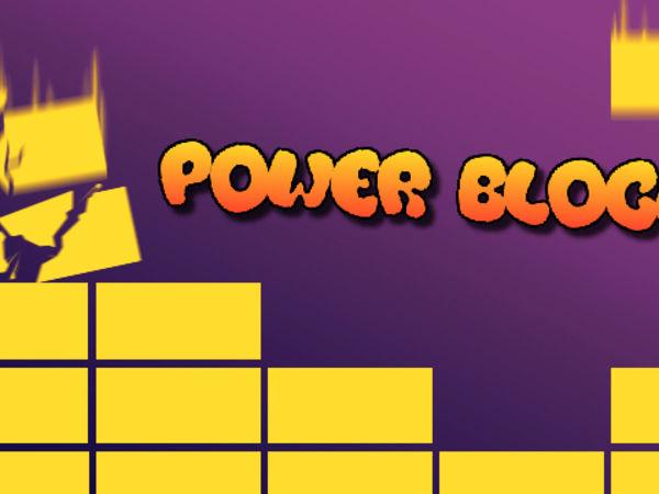 Bild zu Klassiker-Spiel Power Block
