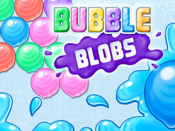 Bild zu HTML5-Spiel Bubble Blobs