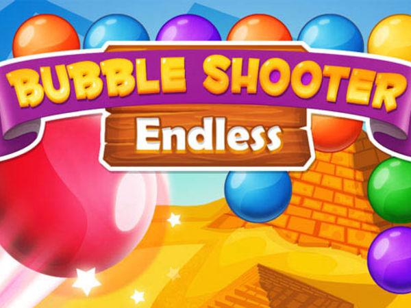 Bild zu HTML5-Spiel Bubble Shooter Endless