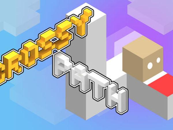 Bild zu Denken-Spiel Crossy Path